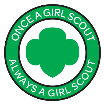 OnceAGirlScout_round
